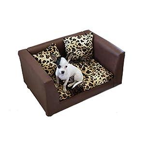 Deluxe Orthopedic Memory Foam Dog Bed Set, Small, Black