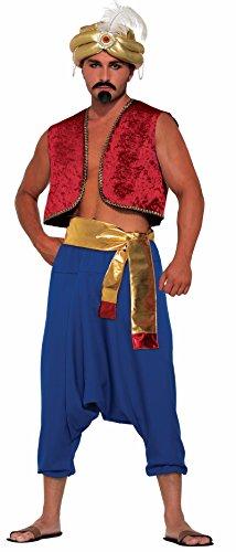 Forum Novelties Costume, Blue, Standard -