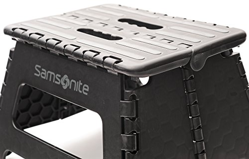 Samsonite Folding Step Stool. Set of two sizes, 12.8