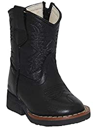 Kids Cowboy Boot Infant Toddler Western Boot