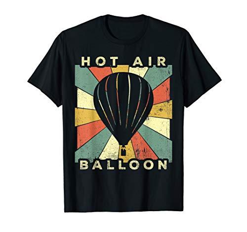 Vintage Hot Air Balloon Gift T-Shirt