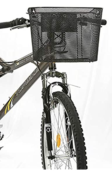 Durca Ertedis 801533 Bolsa para Bicicletas y Cesta - Bolsas para ...