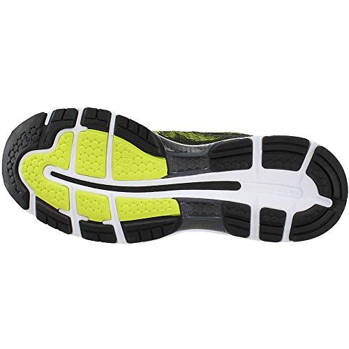 ASICS Men's Gel-Nimbus 20 Running Shoe, Sulphur Spring/Black/White, 6.5 Medium US by ASICS (Image #6)
