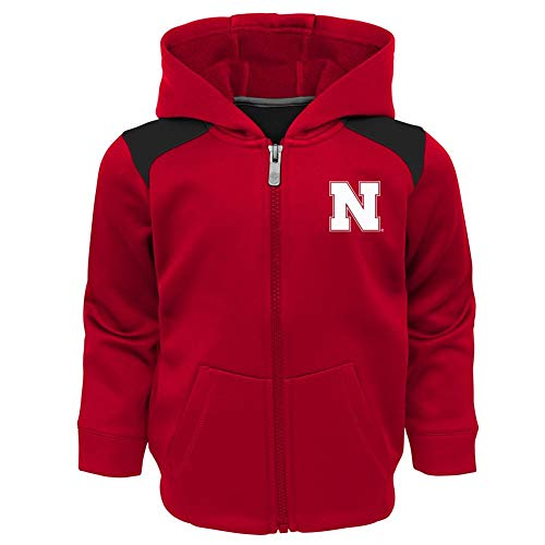 Outerstuff Youth Boys Nebraska Cornhuskers Fleece Set Hoodie/Pant Suit (YTH (4))