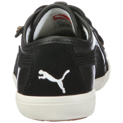 Para nbsp;zapatillas Mujer 352510 Deporte White schwarz Negro Puma whisper L Birch Córcega Wn De black silver wx4BHq0B