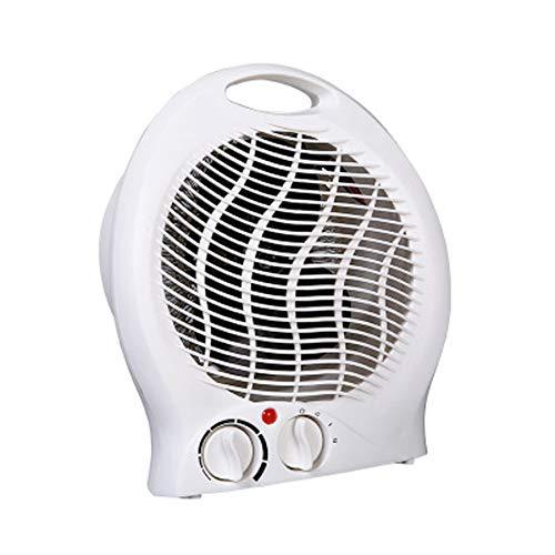 WGFGXQ PequeñO Mini Calentador, Calentador EléCtrico PortáTil De Bajo Consumo, con Controlador De Temperatura, Adecuado...