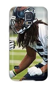 Holly M Denton Davis's Shop Hot 2013eattleeahawks NFL Sports & Colleges newest Samsung Galaxy S5 cases