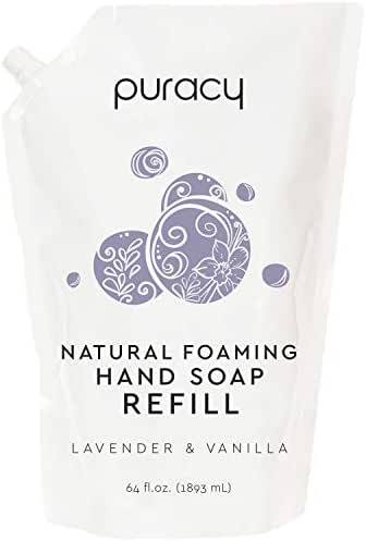 Puracy Natural Foaming Hand Soap