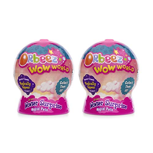 Orbeez Wow World - Wowzer Surprise Series 1, Magical Pets (Pack of 2)