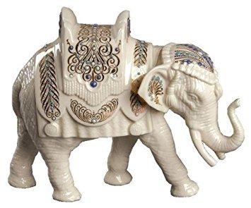Lenox China Jewels Nativity Elephant New in Box - Jewel Elephant