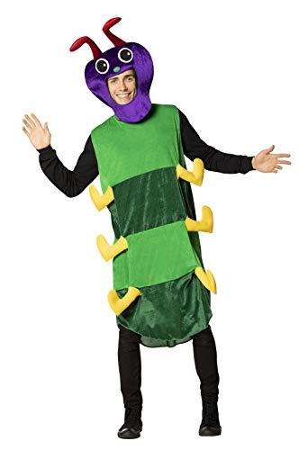 Rasta Imposta Caterpillar Adult Costume, One Size,