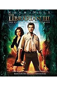 LIBRARIAN 3: The Curse of the Judas Chalice (2008) [BLU_RAY]
