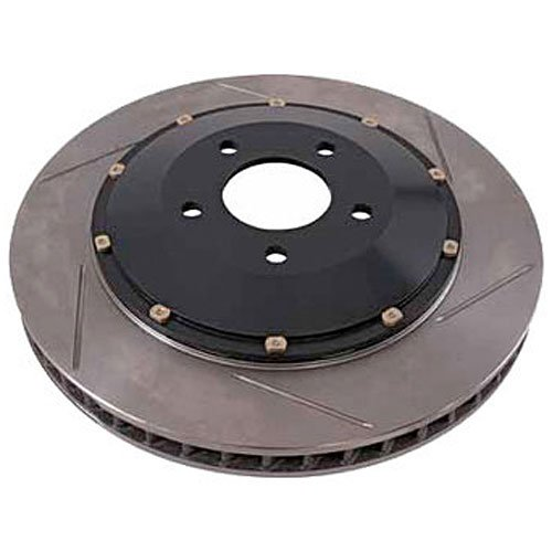 Roush 401601 Brake Rotor (Rh Front 4 or 6 Piston Brakes), 2 Piece (Piston Piece 2 6)