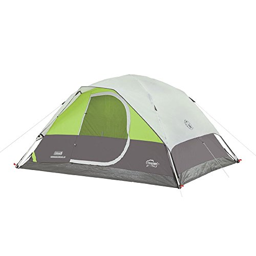 Coleman 4 Person Aspenglen Instant Dome Tent