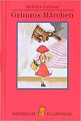 Book Grimm's Marchen