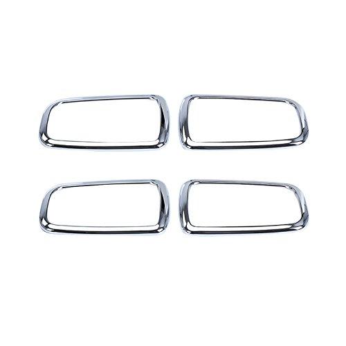 2019 ABS cromato maniglia interna portiera Trim 4 pezzi accessori stile auto Per ASX 2010