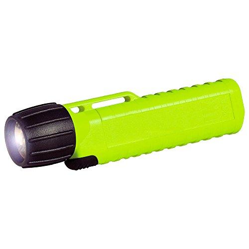 UK Lights Helmlampe 4AA ES Xenon, Frontschalter, neongelb 14180
