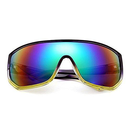 Gafas Gafas Prueba Hombres Deportivas para C7 Color C5 A Montar para Sol de De Coloridas Gafas Hombre Sol LBY Gafas Viento De nqCwgx6WzA