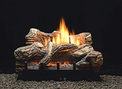 5 Piece Fireplace Set - 3