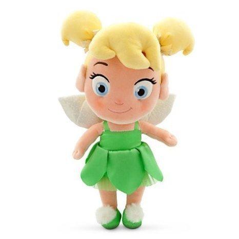 Disney Toddler Tinker Bell Plush