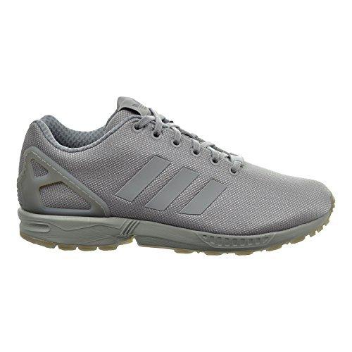Adidas ZX Flux Men's Shoes Metal Gear Solid Grey aq3099 (...