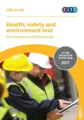 Read Health, Safety and Environment Test for Managers and Professionals: GT 200/17 DVD 2017 [D.O.C]