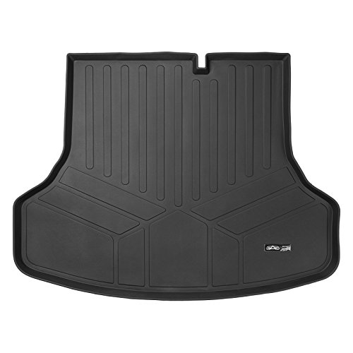 MAX LINER D0267 All Weather Custom Fit Cargo Trunk Liner Floor Mat Black for 2013-2019 Nissan Sentra