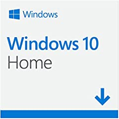 With Windows 10 Home, you'll always have the latest features and security. Experience faster start-ups, a familiar yet expanded Start menu, and great new ways to get stuff done. *Windows Mixed Reality requires a compatible Windows 10 PC and h...