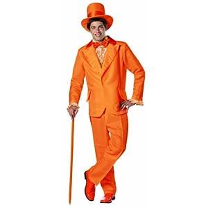 Dumb and Dumber Lloyd Orange Tuxedo Costume T-Shirt Adult Men/'s Licensed LG
