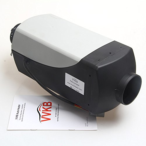 VVKB Apollo-V2 New Parking Heater 24V 5KW Car Air heater FCC CE RoHS