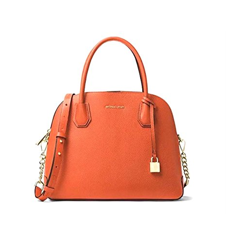 Michael Kors Orange Handbag - 3