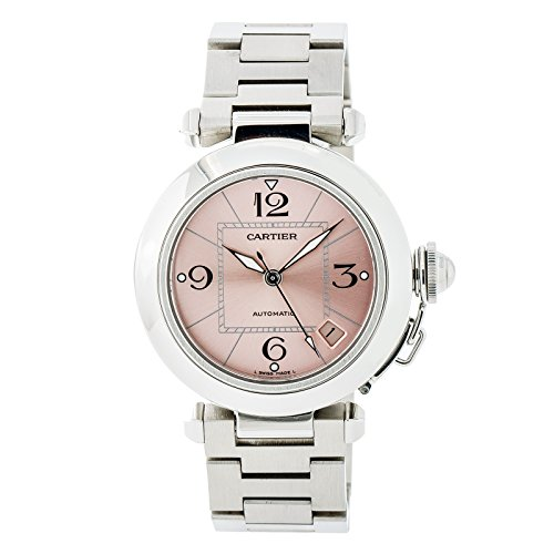 Cartier Pasha Automatic-self-Wind Mens Watch 2324 (Certified Pre-Owned)