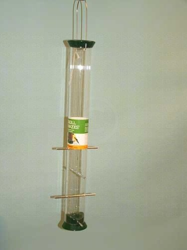 2 PACK Sunflower Feeder 23 in., Green