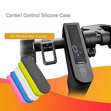 Copertura Pannello Cruscotto per Mijia Ninebot Max G30 Accessori per Skateboard Scooter Elettrico Rosso Jarhit Coperture Protettive Professionali nel Gel di Silice Impermeabile