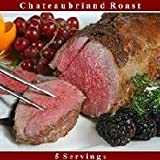 Chateaubriand Tenderloin Roast (2lbs/approx 5 servings)- Fresh to your Door - Chicago Steak Company