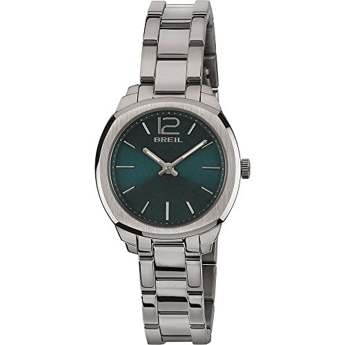 BREIL Watch Clubs Female Only Time Green Stainless steel - TW1715