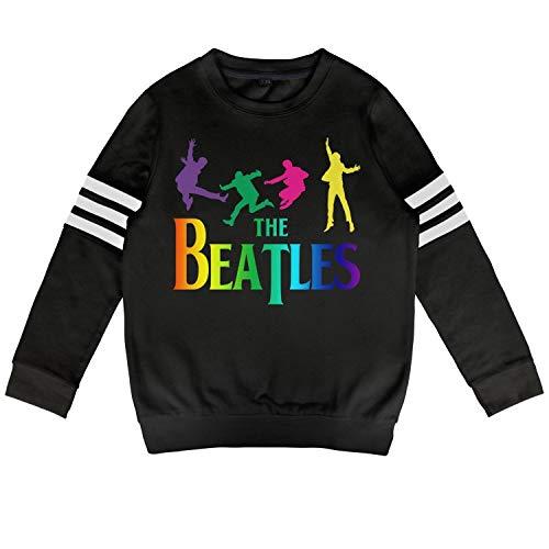 DSdarRke The-Rap-Beatles-Listen-Logo Rock Pop Pullover Hoodie Long Sleeve Crewneck Sweatshirts for Girls Cotton