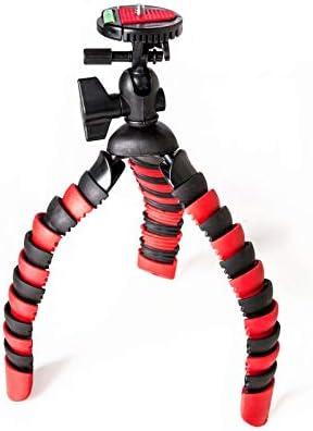 TronicXL - Trípode para cámara (28 cm, Flexible, Compatible con ...