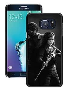 Unique Samsung Galaxy Note 5 Edge Case ,Fashionable And Popular Designed Case With the last of us remastered man defender joel Black Samsung Galaxy Note 5 Edge Cover Case Good Quality Phone Case