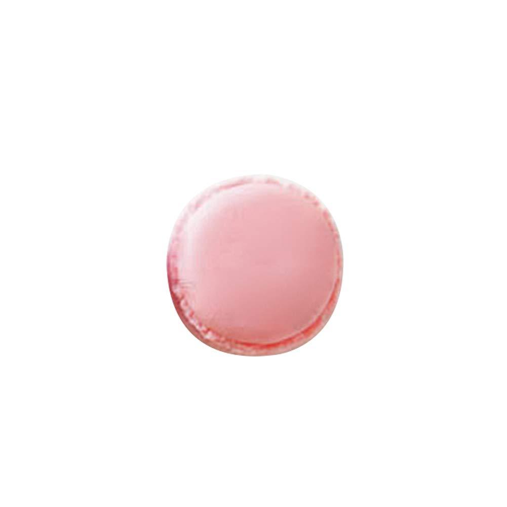 wonCacrostrans - Mini Orecchini a Forma di Macaron, con Collana, Scatola