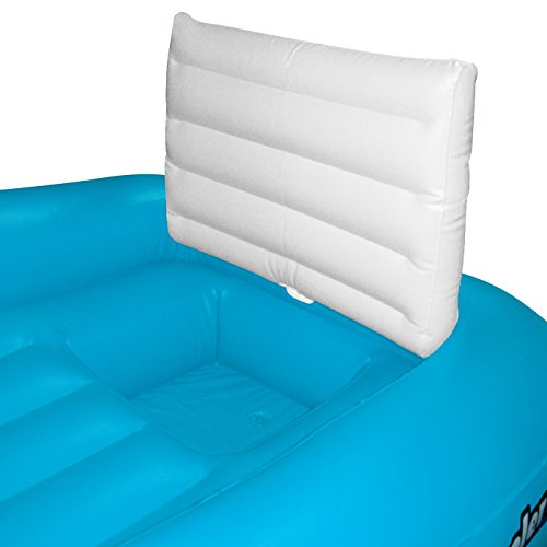Eclipse Collection Oversized Cooler Couch Floating Lounger (5' 4''L x 3' 4''W x 33''H) by TM-TRC (Image #1)