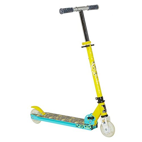 Despicable Me Minions Folding Scooter - Yellow
