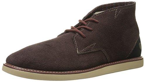 Volcom Men's Del Mesa Chukka Boot, Vintage Brown, 9.5 M US