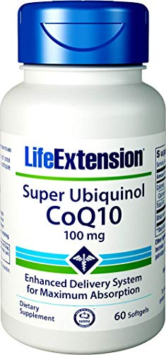 Life Extension Super Ubiquinol CoQ10 100 mg, 60 ()