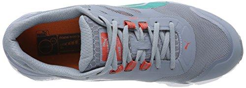 Puma Faas 500 S V2, Chaussures de Course Homme Gris (Tradewinds/Green/Grenadine)