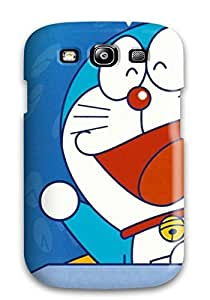 Durable Protector Case Cover With Doraemon Hot Design For Galaxy S3