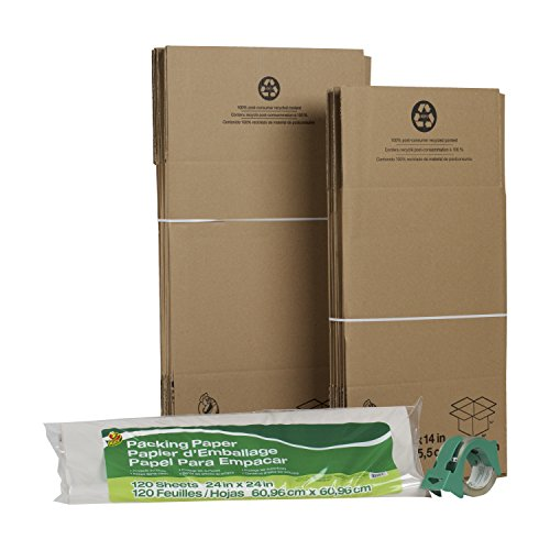 Duck Moving Sheets Packing 280378