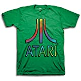 centipede gaming console - Atari Mens Classic Gaming Shirt - Throwback Vintage Video Game Tee (XXL)