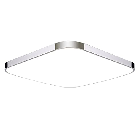 SAILUN 12W LED Deckenlampe Kaltweiß Modern Deckenleuchte ...