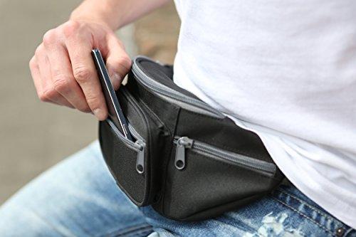Brandit Waist Belt Bag Bauchtasche Gürteltasche Hüft - Schulter - Tasche Navy